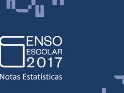censo escolar 2017