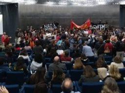 Audiência Pública da Base Nacional Comum Curricular em São Paulo BNCC