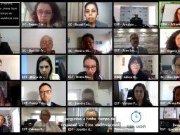 Reunião CIDH com sociedade civil brasileira